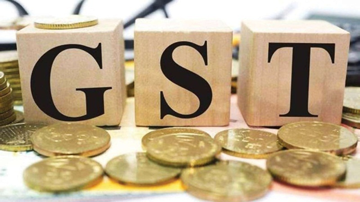 GST collections fall 5.3% by Rs 95,380 crore in October