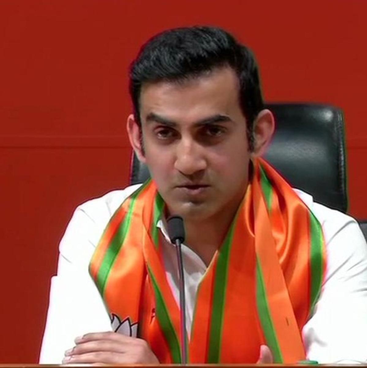 Gautam Gambhir proposes to rename Yamuna Sports Complex after Arun Jaitley