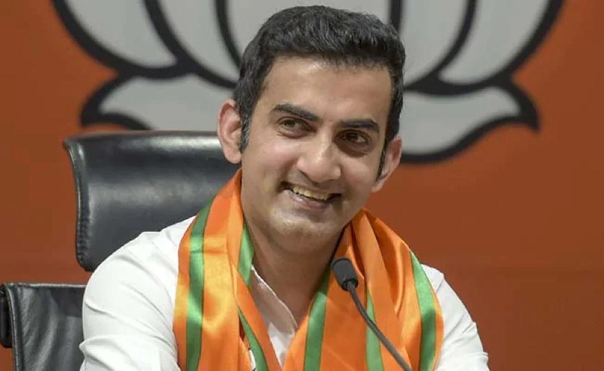 Lok Sabha elections 2019: BJP fields Gautam Gambhir from East Delhi, Meenakshi Lekhi from New Delhi