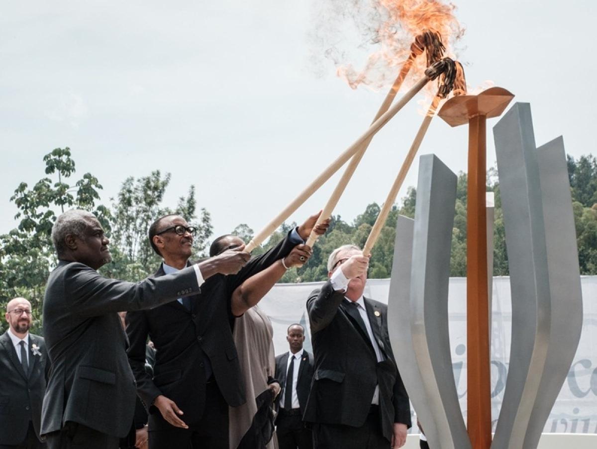 Rwanda marks 25th anniversary of 1994 genocide