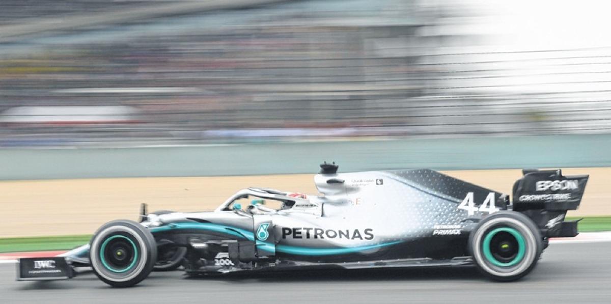 Lewis Hamilton rules over  Valtteri Bottas