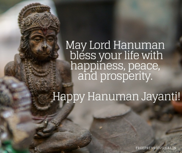 Hanuman Jayanti 2019: Wishes, quotes, images to share on SMS, WhatsApp and Instagram