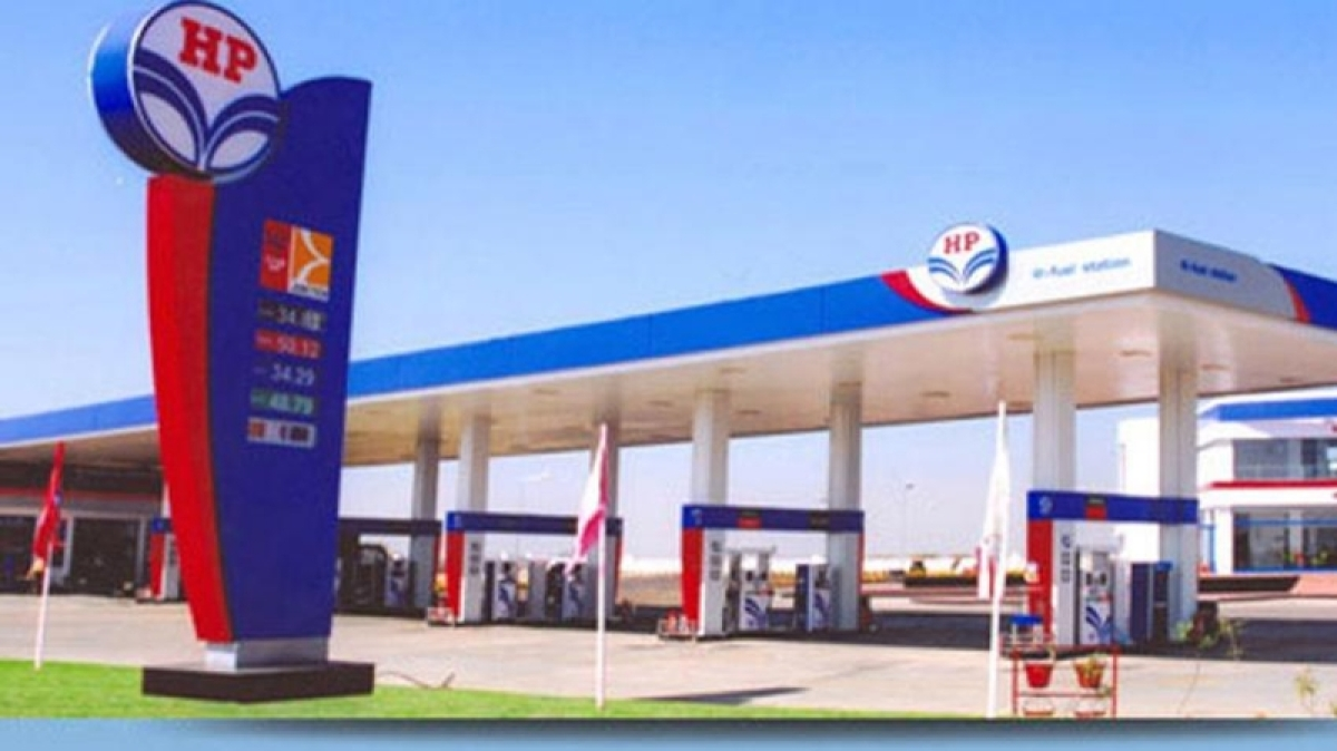 HPCL gains over 4% as board considers share buyback on November  4