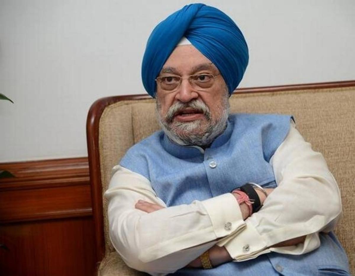 New to Amritsar, Hardeep Puri hits ground running