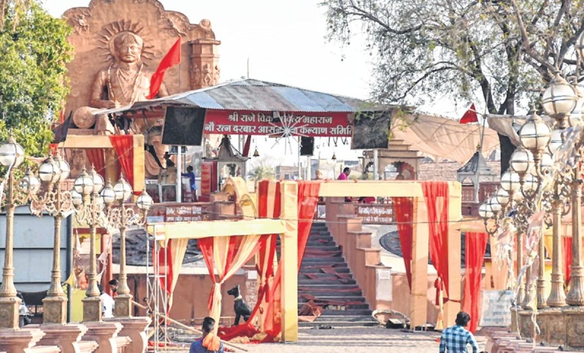Ujjain: Hindu New Year from today