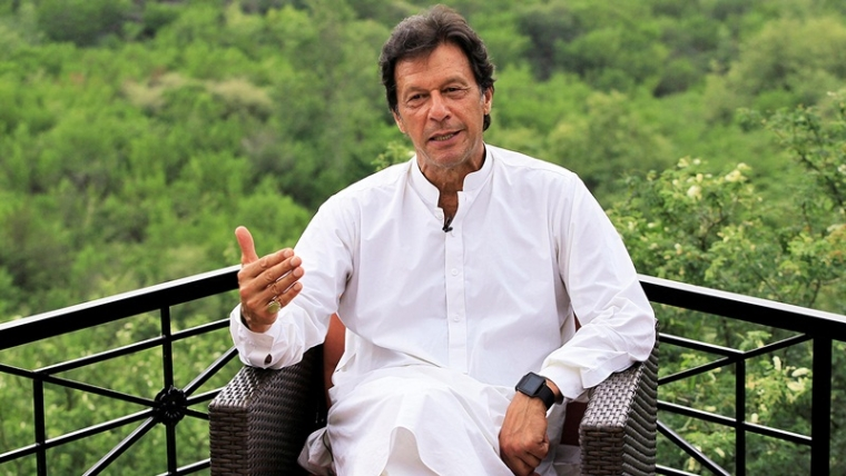 China helped us when we were right at 'rock bottom': Imran Khan