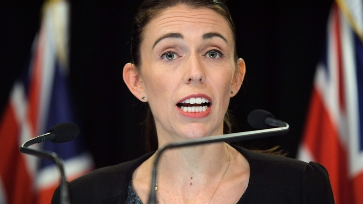 New Zealand PM announces pay cut as Covid-19 pandemic hits economy