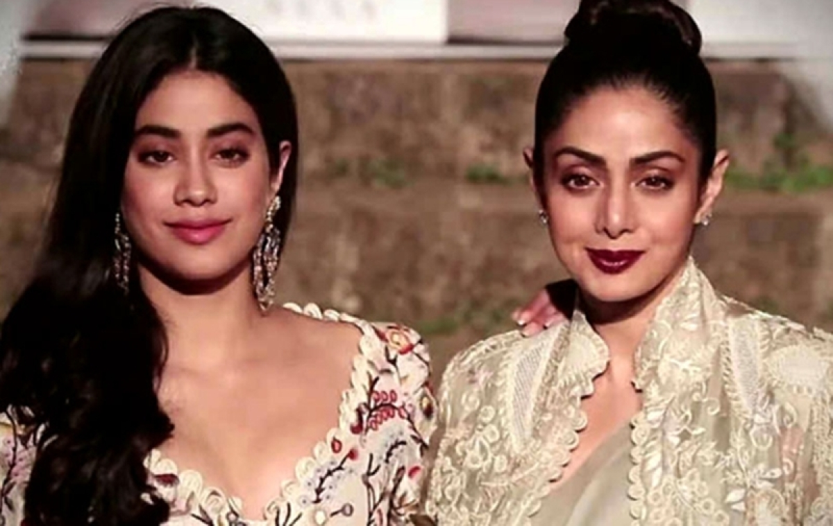 Janhvi Kapoor reveals about her argument with Sridevi over her acting career