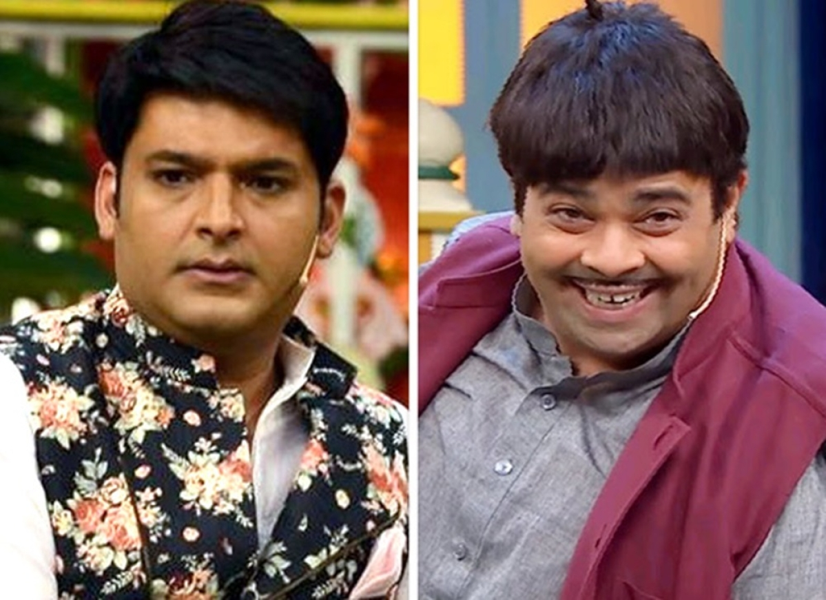The Kapil Sharma show: Kiku Sharda takes a hilarious dig about Salman Khan producing the show