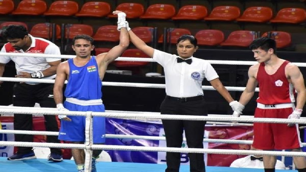 Kavinder Singh Bisht stuns world champion