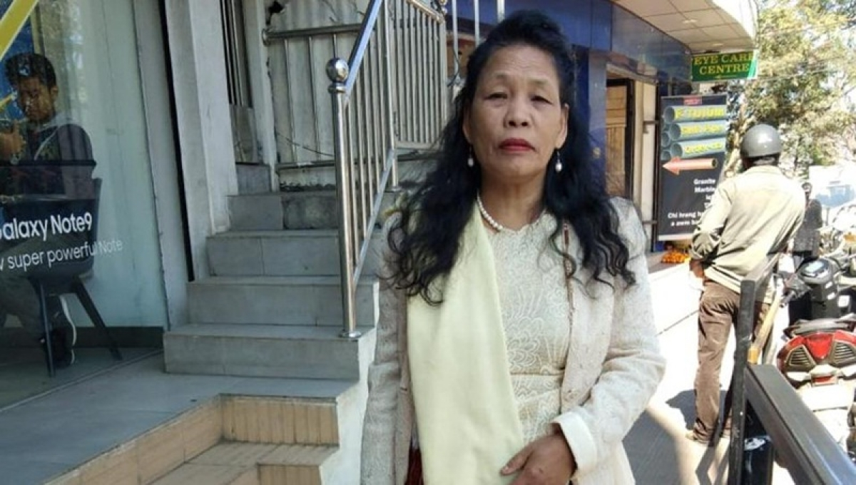 Lalthlamuani is first woman to fight Mizoram Lok Sabha polls