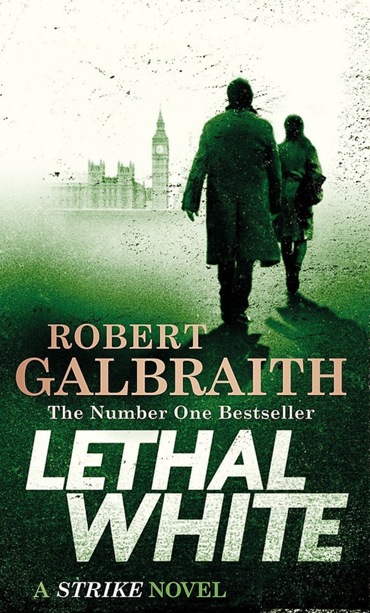 Lethal White by Robert Galbraith – Review