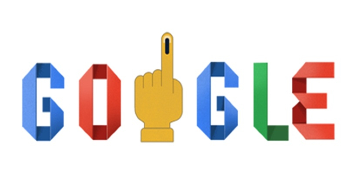 Lok Sabha elections 2019: Google marks commencement of 2019 general elections with  doodle