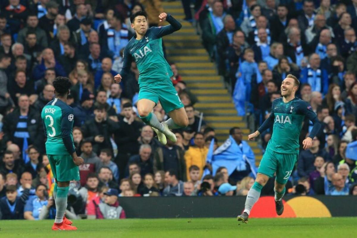 Champions League: Spurs expose City's foibles