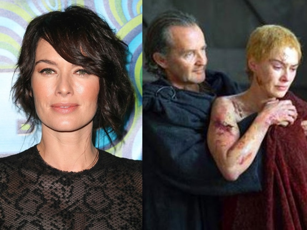 'Game of Thrones' star Lena Headey reacts to the backlash on her nude scene