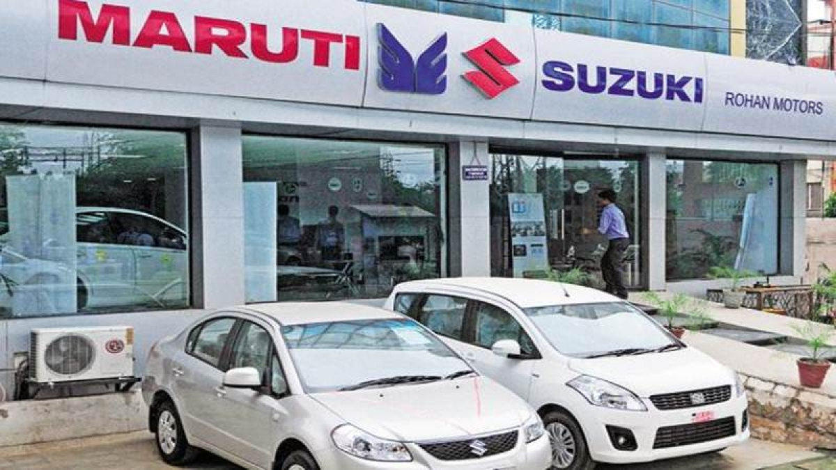 Maruti's growth forecast lowest in 5 years is worrisome