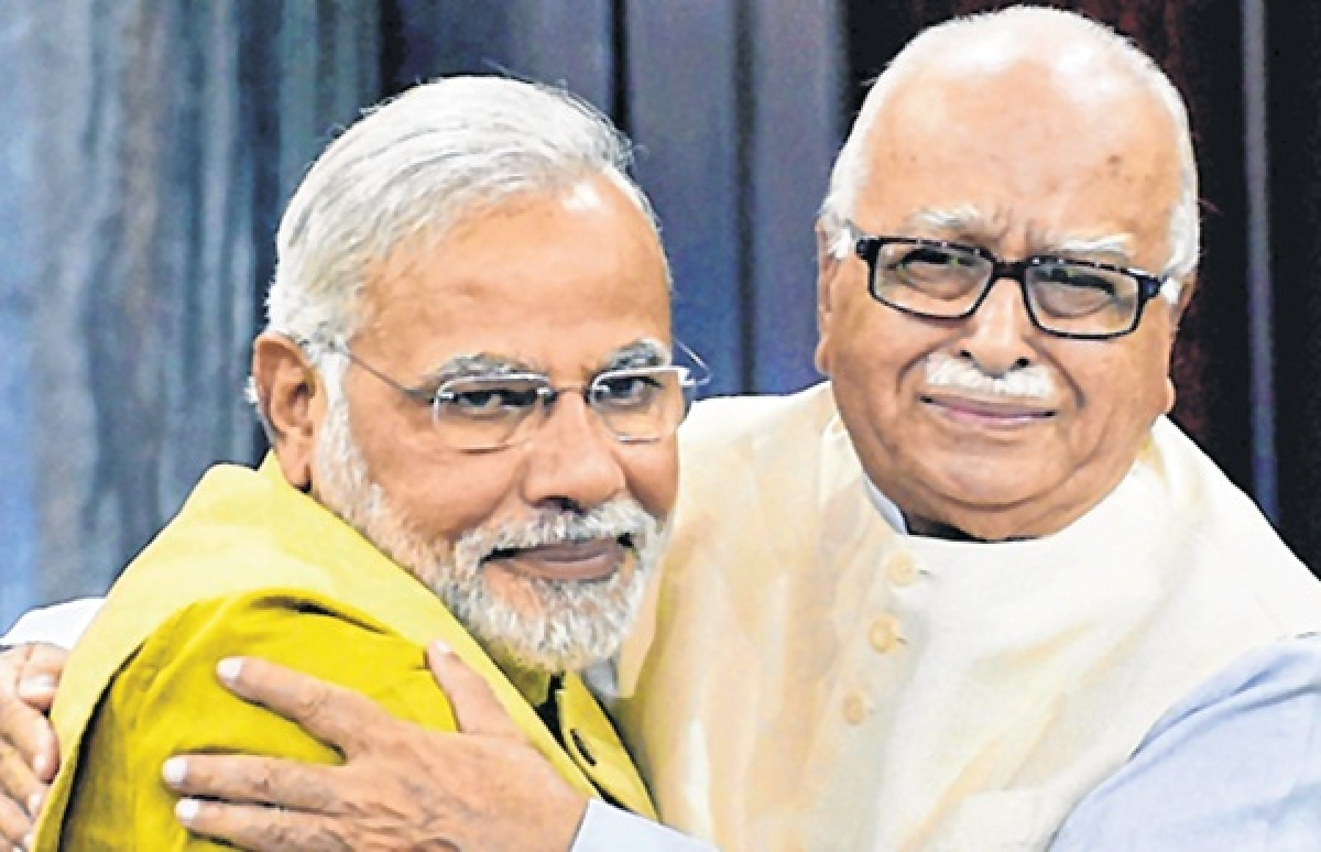 LK Advani's blog: BJP veteran urges party to 'look back, look within'