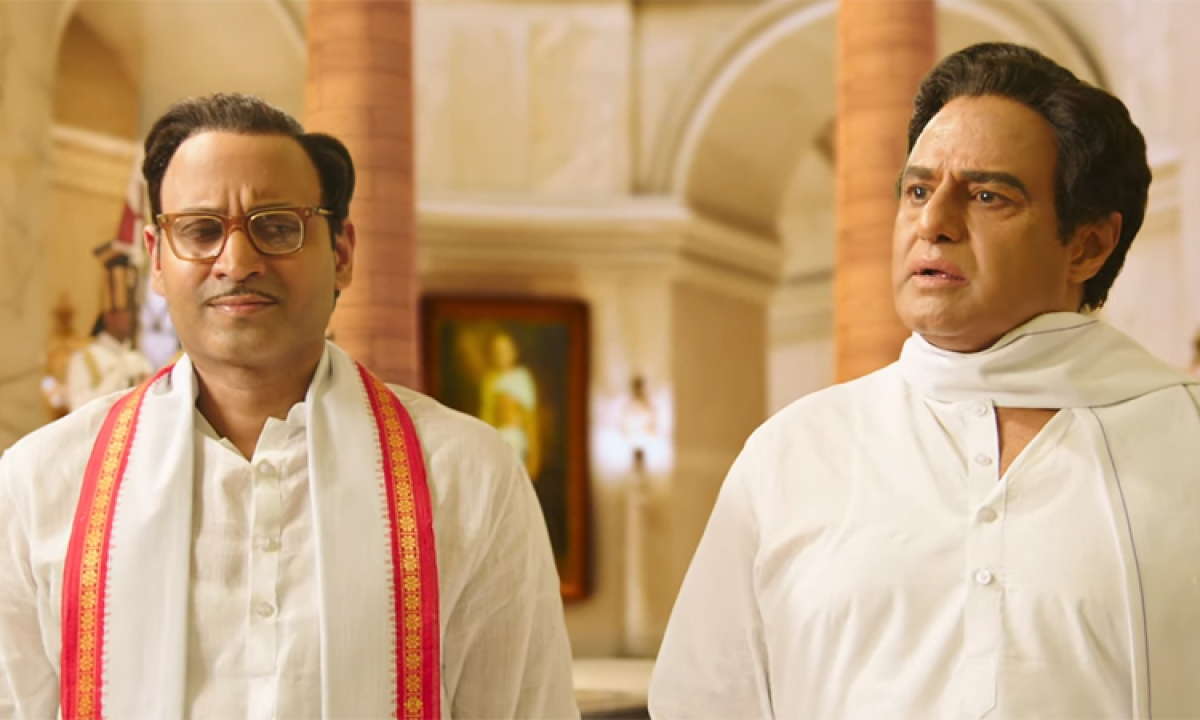 Election Commission directs Ram Gopal Verma not to release NTR biopic