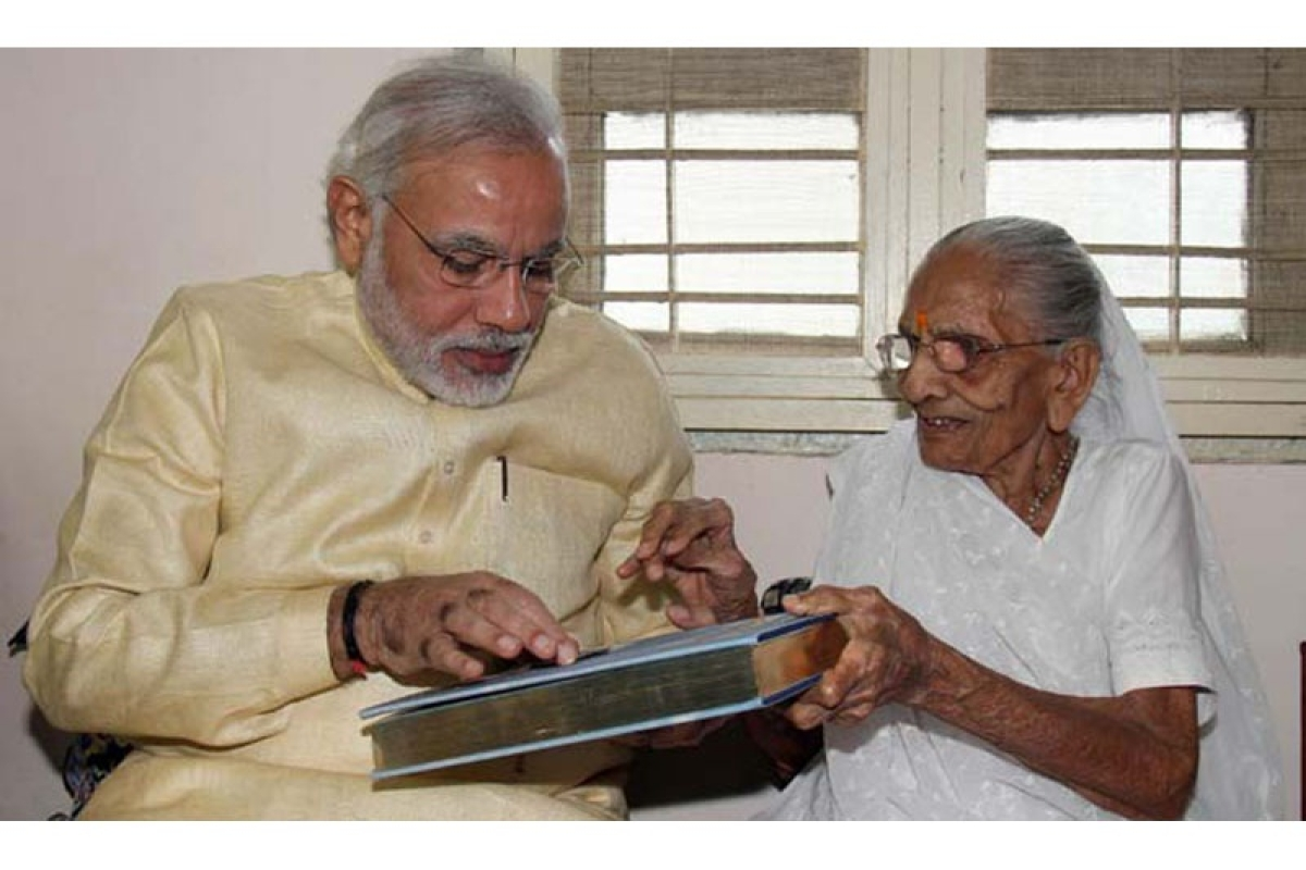 One booked for objectionable post on Prime Minister Narendra Modi's mother