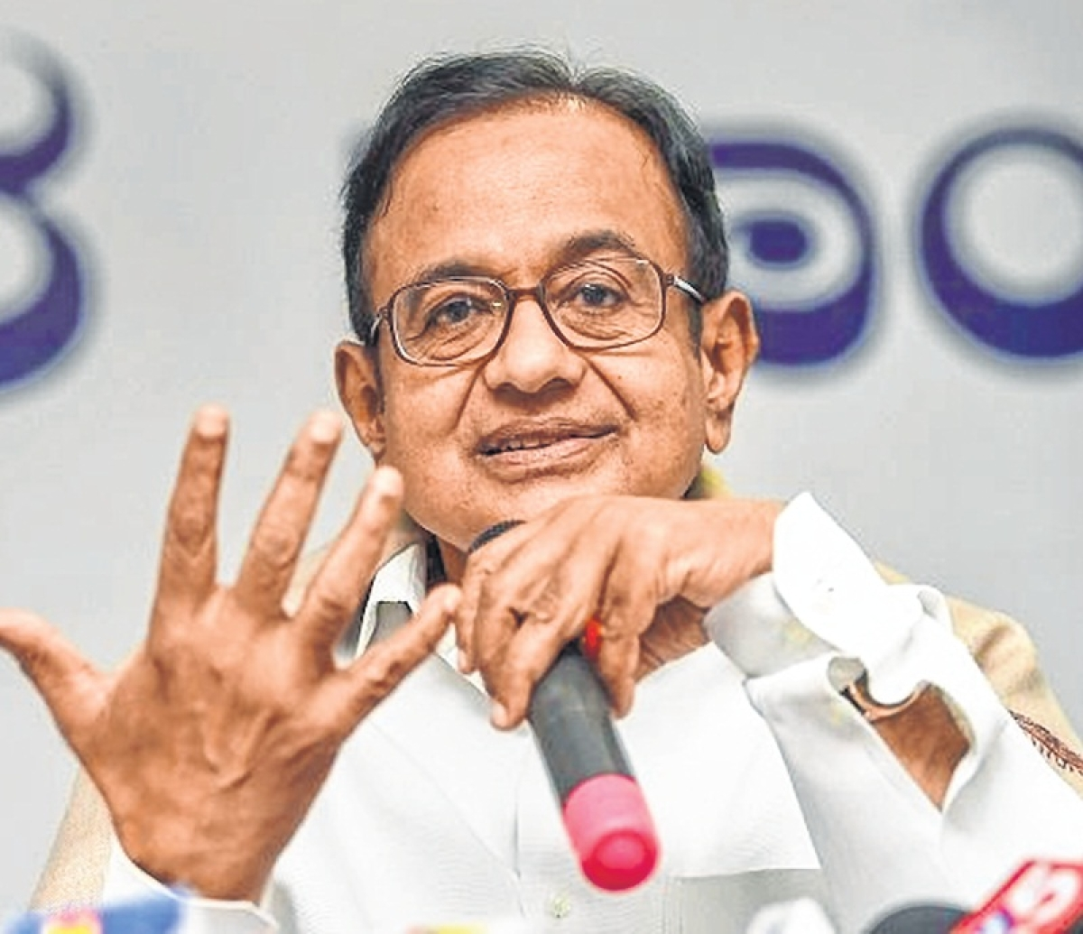 Election Commission failing country, reluctant to act against Narendra Modi: P Chidambaram