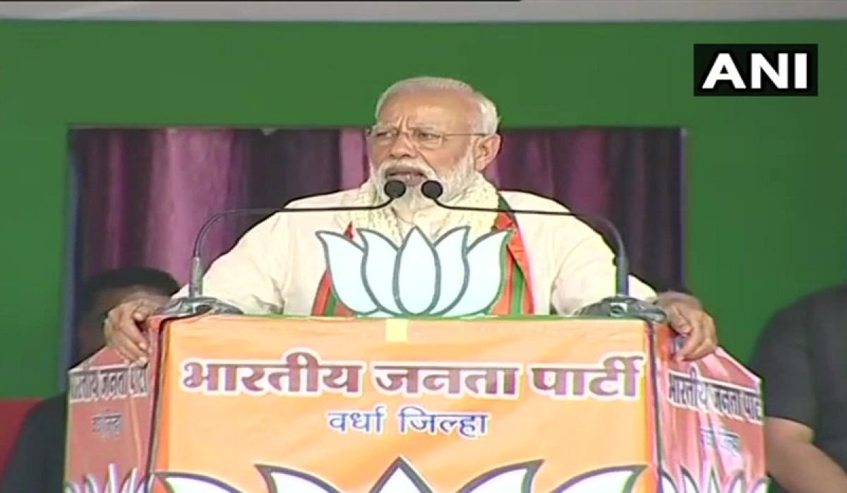 PM Modi sent 'his air force' to kill terrorists: Goa Minister