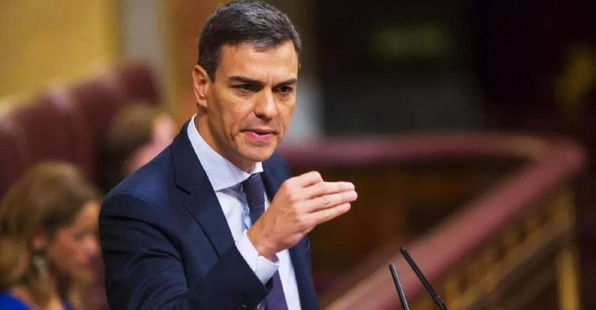 Spain's Socialist Party wins 123 seats, falls short of majority