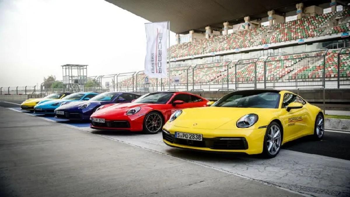 Ballistic Buffet - 2019 Porsche World Roadshow