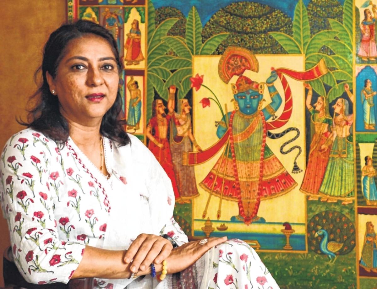 I was under pressure to return to politics: Priya Dutt