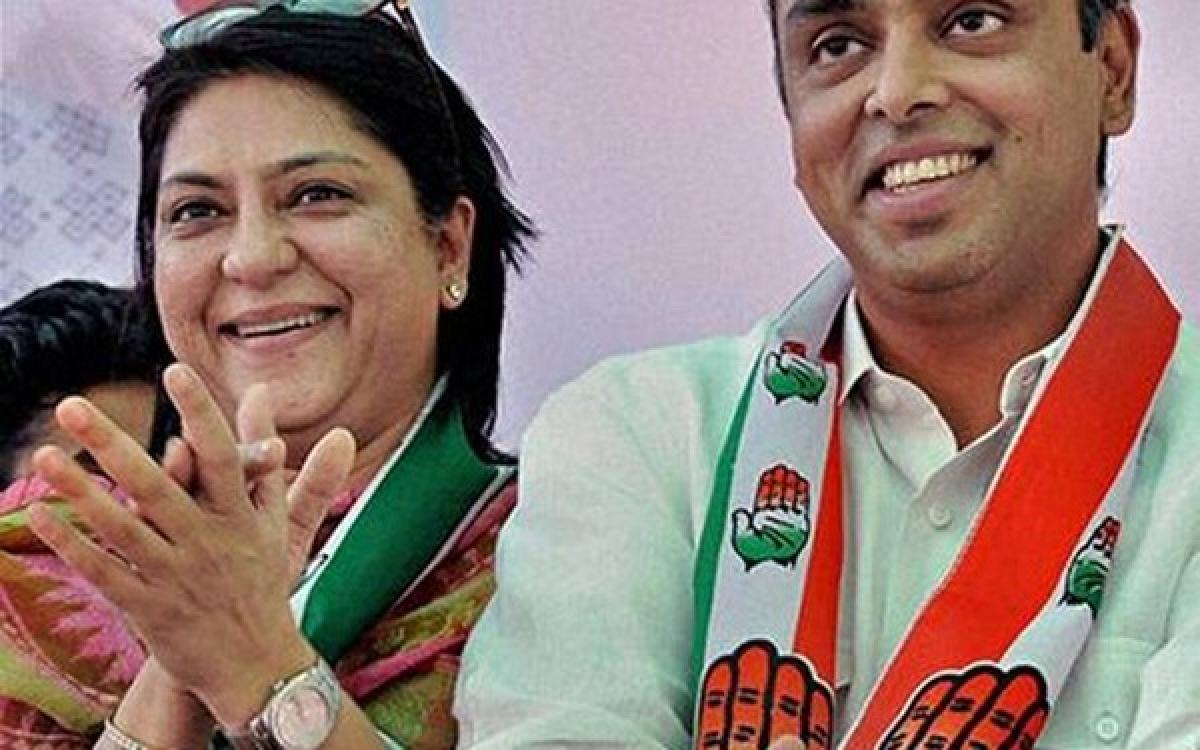 Both Milind & Priya Dutt's assets run into crores