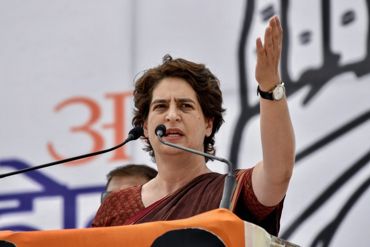 Don't know PM Modi's caste, Congress fighting polls on development plank: Priyanka Gandhi Vadra