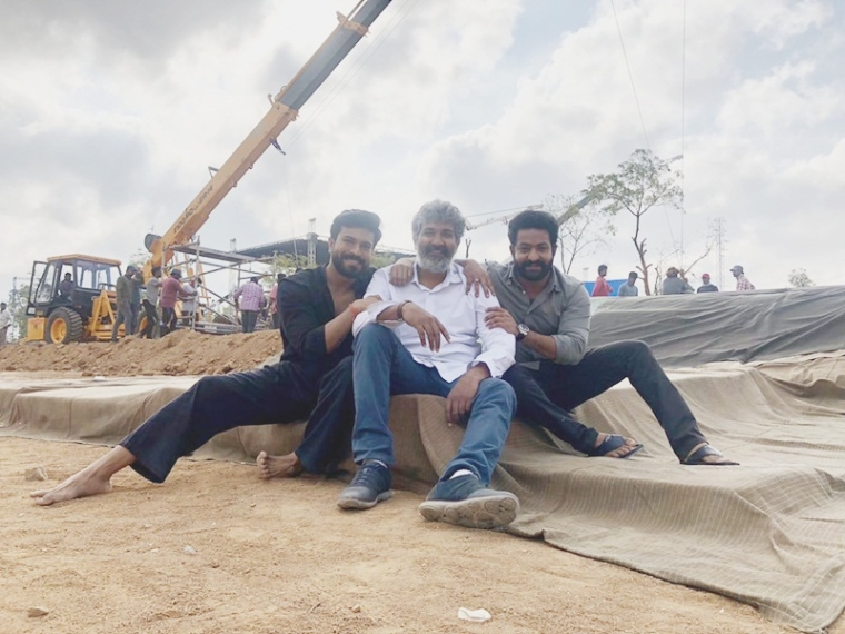 SS Rajamouli's RRR to be shot in Maharashtra and Gujarat!