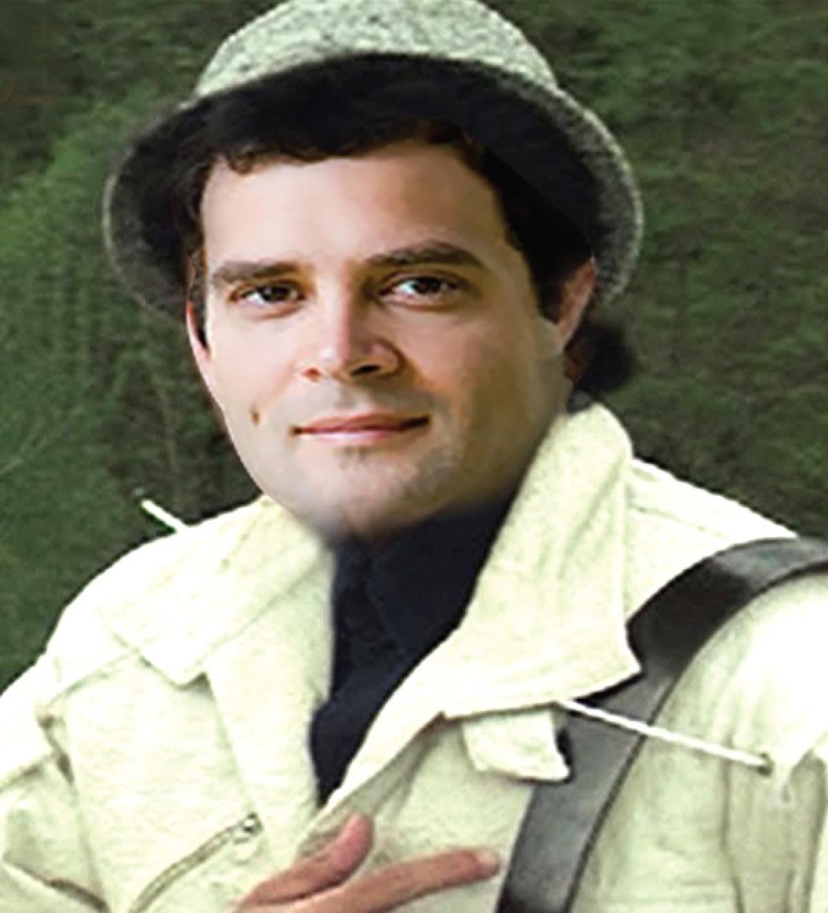 An ILU, ILU movement for Congress chief Rahul Gandhi