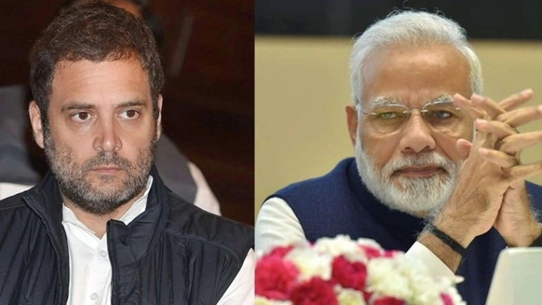 Congress urges EC to bar PM Narendra Modi from campaigning for 48-72 hours for violating model code of conduct