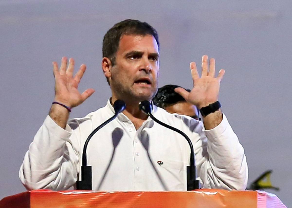 Rahul Gandhi hits out at PM Modi, says 'his facial expressions have changed as he is suffering from the fear of going to jail'