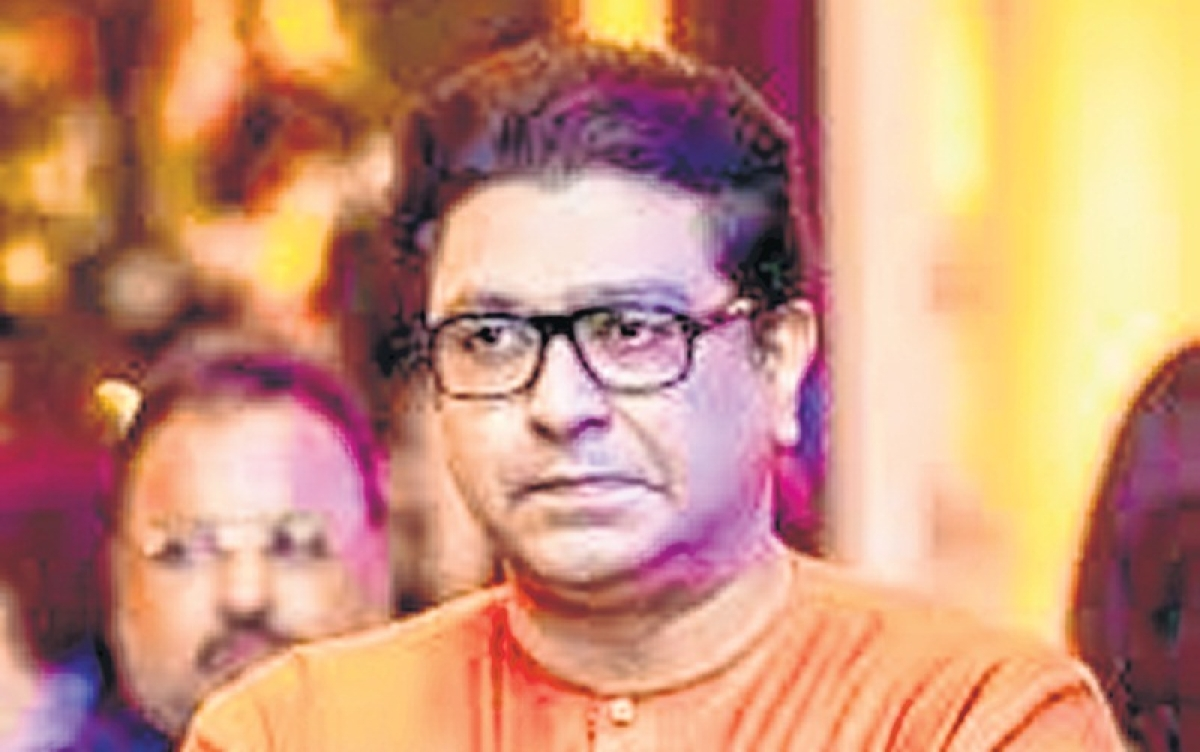 Raj Thackeray's new shocker to BJP: Attempt to solve the test with 56 marks