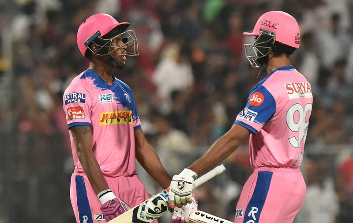 IPL 2019: Rajasthan Royals overcome Dinesh Karthik heroics, defeat KKR by 3 wickets