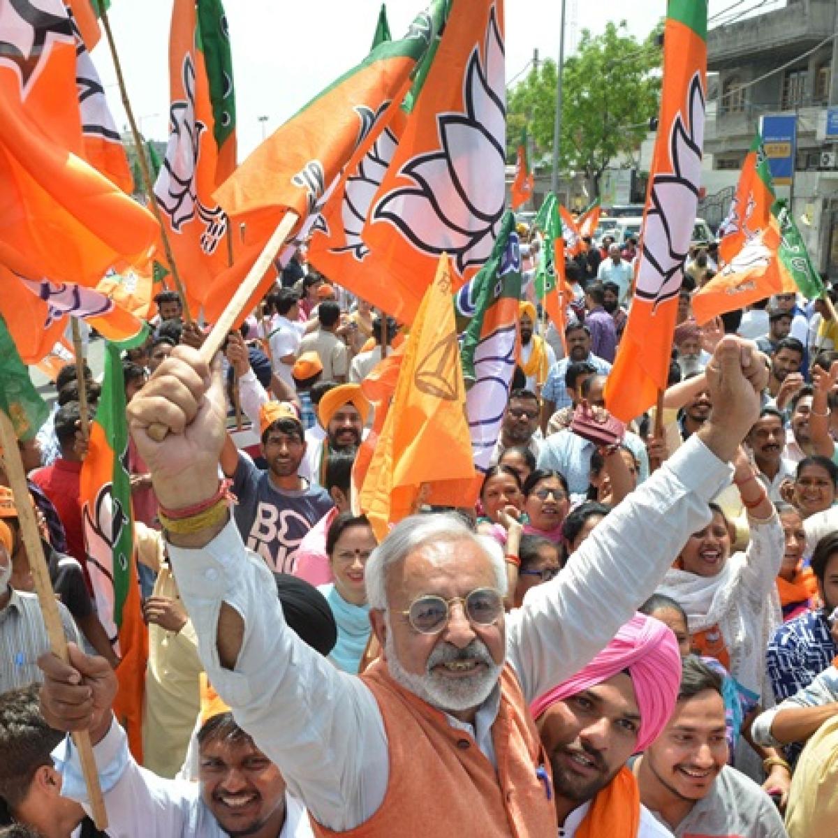 Tripura's Badharghat by-poll: BJP candidate Mimi Majumder wins