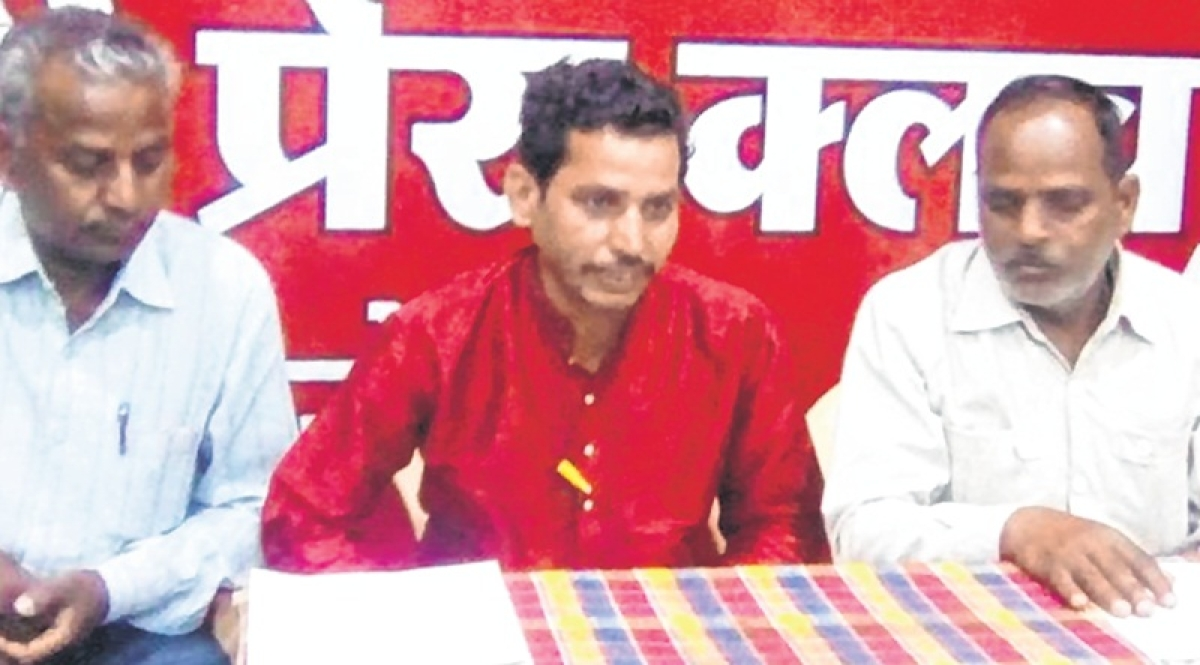 Ujjain: Samaj irked over no ticket to Ravidas community member