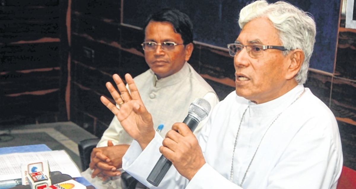 Bhopal: Religious leaders should stay away from politics says Archbishop