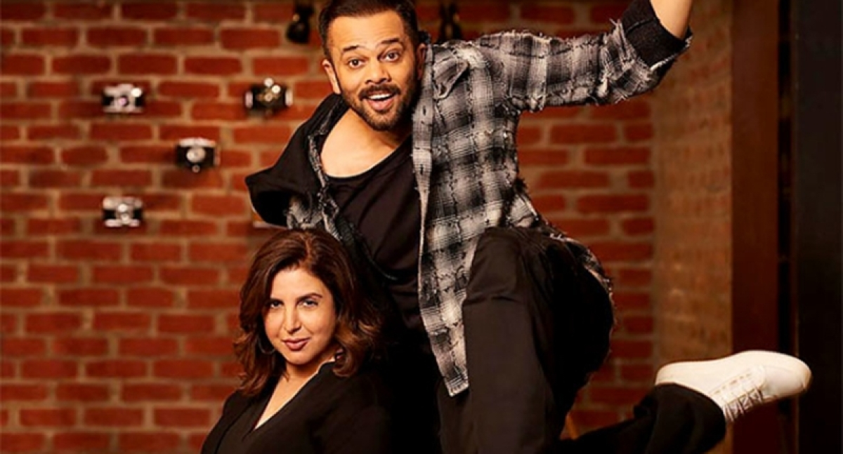 Rohit Shetty and Farah Khan to collaborate for Amitabh Bachchan – Hema Malini's Satte Pe Satta remake?