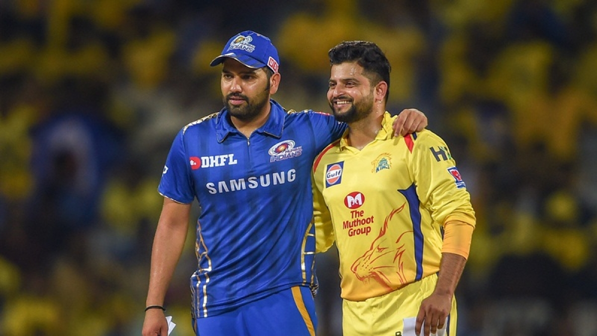 Rohit Sharma and Suresh Raina elect MS Dhoni as captain of Mumbai Indians-Chennai Super Kings combined XI