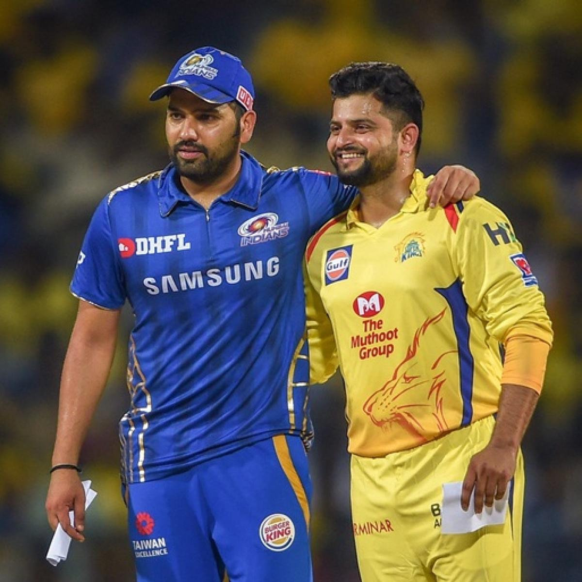 Rohit Sharma and Suresh Raina elect MS Dhoni as captain of Mumbai Indians-Chennai Super Kings combined XI