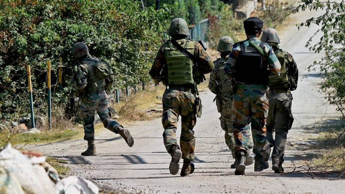 10 Pakistani terrorists traced by Indian Security Agency on illegal border tradings