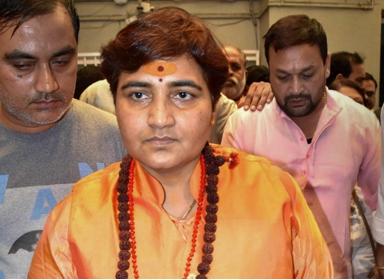 Lok Sabha elections 2019: FIR filed against Sadhvi Pragya over Babri Masjid remark