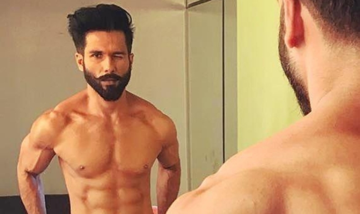 Shahid Kapoor shed over 14 kilos to look like a college student for 'Kabir Singh'