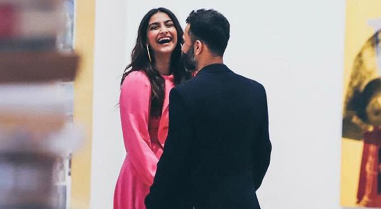 Sonam Kapoor Ahuja shaking a leg to Jimmy Jimmy is BIG Tuesday mood!