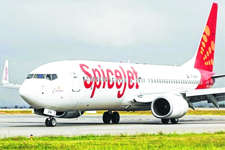 DGCA suspends 2 SpiceJet pilots for a year for overshooting Mumbai runway