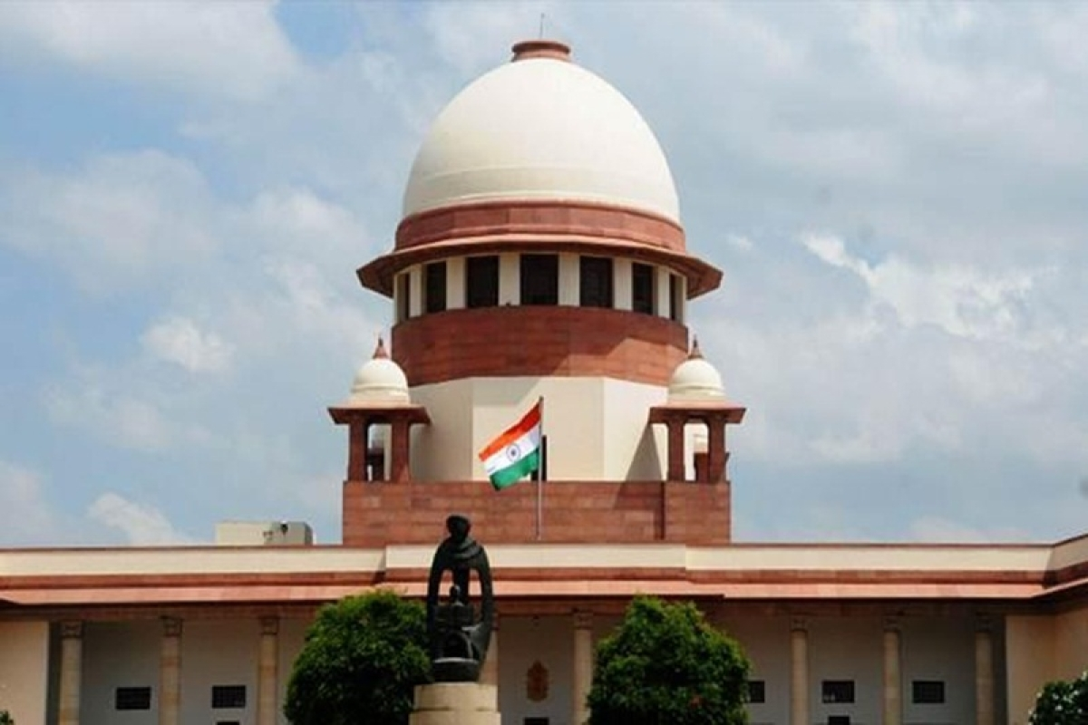Supreme Court attains full strength after 4 new SC judges sworn in