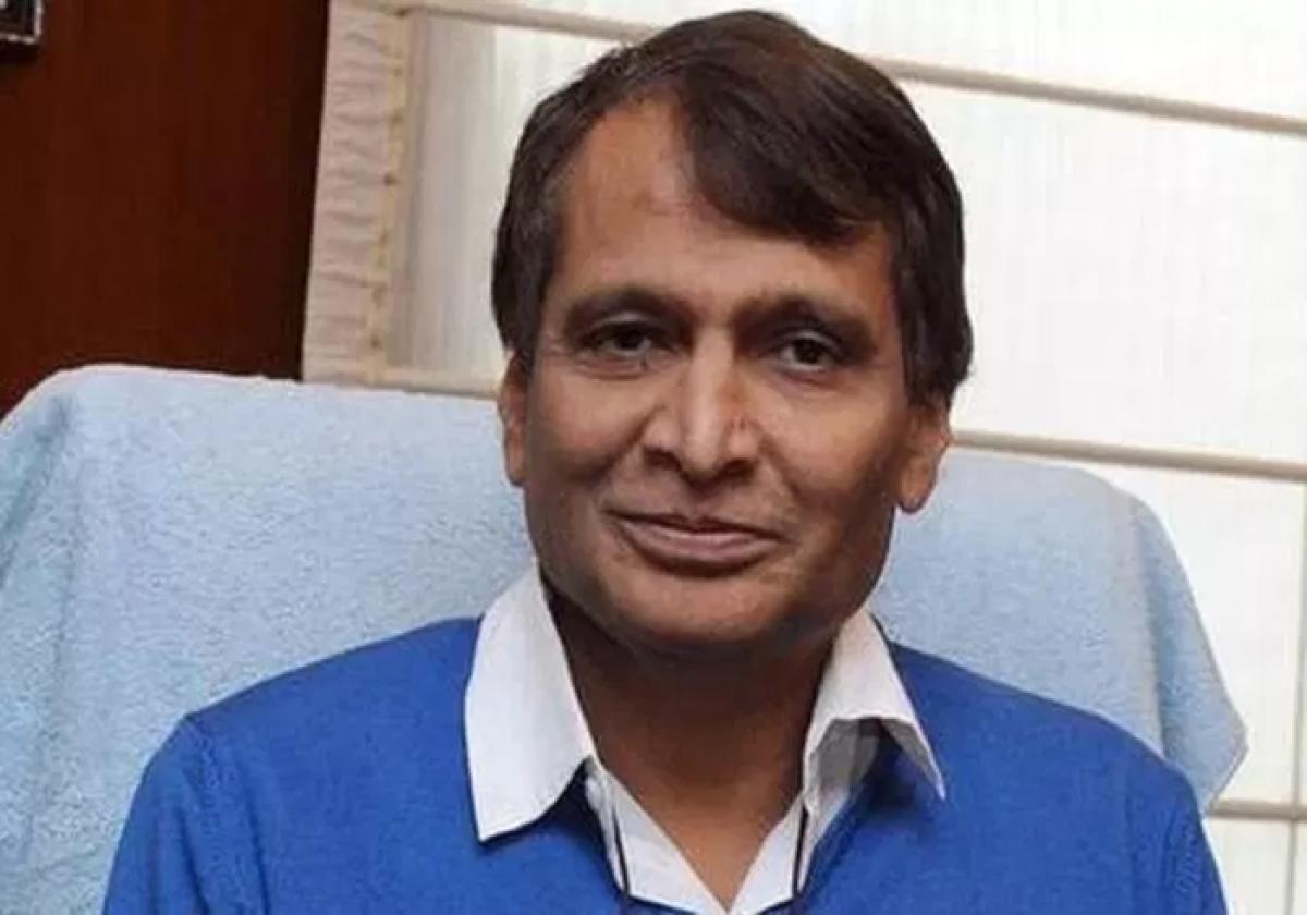 Suspicious bag from Union Minister Suresh Prabhu's plane sets off wild rumours