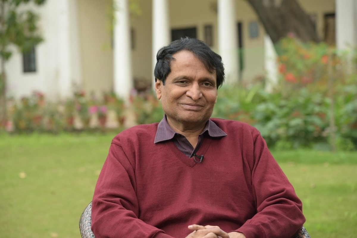 Growth in Aviation Industry on the cards: Suresh Prabhu